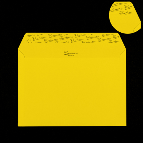C4 Large Yellow Envelopes