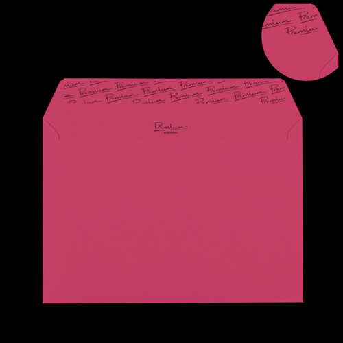 C4 Cerise Pink Envelopes
