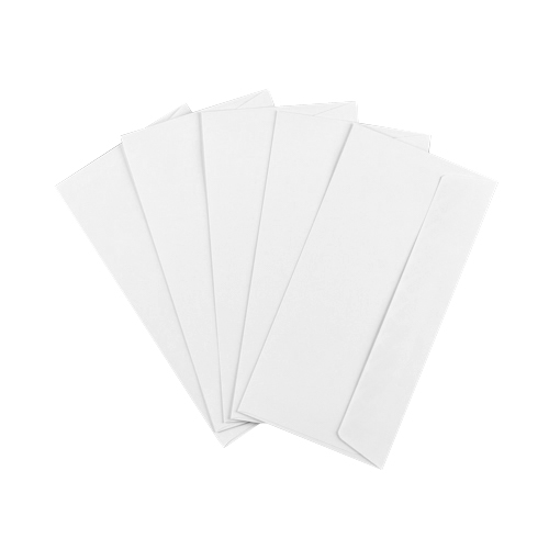DL Ultra White Peel And Seal Envelopes 120gsm
