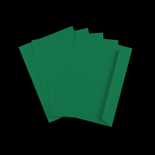 SPECIAL OFFER - 20 PACK OF C6 CHRISTMAS COLOURED PEEL & SEAL ENVELOPES