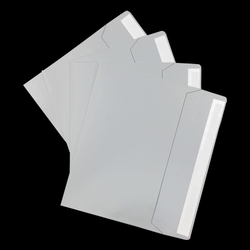 Clariana Pale Grey C5 Envelopes