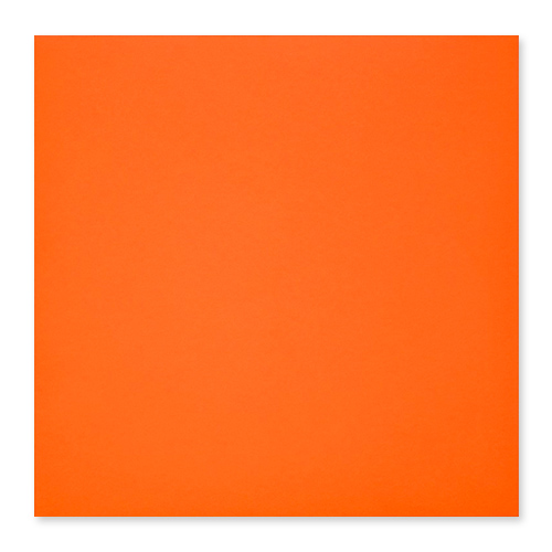 SUNSET ORANGE 220mm SQUARE PEEL & SEAL ENVELOPES