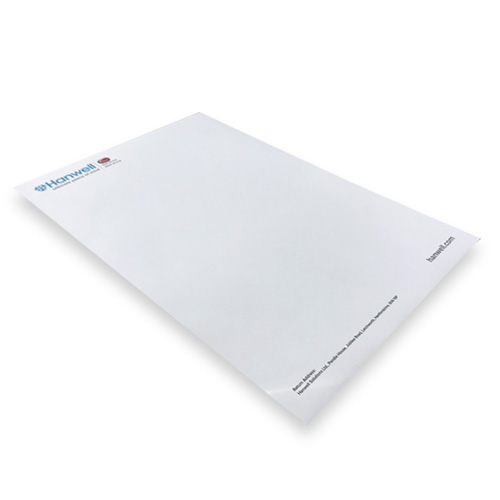 C4 WHITE PRINTED ENVELOPES