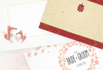 Printed Envelopes Example