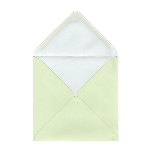 APPLE MINT 155MM SQUARE ENVELOPES