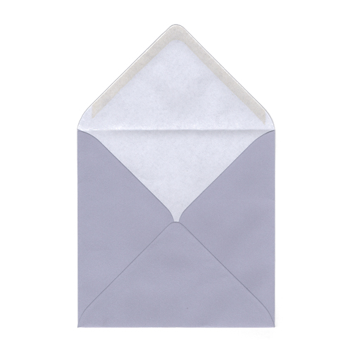 HYACINTH 155MM SQUARE ENVELOPES