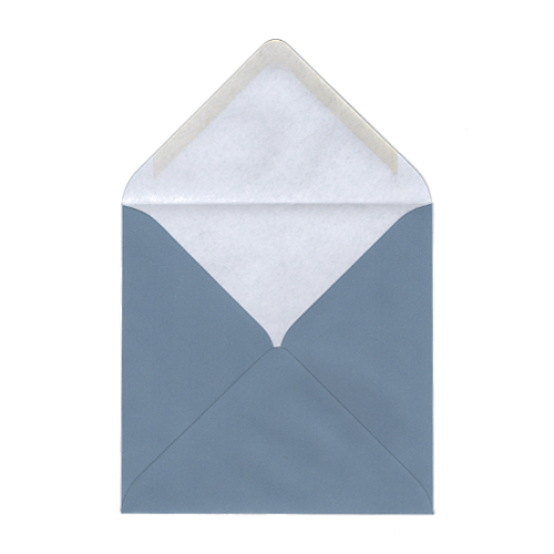 OVERCAST 155MM SQUARE ENVELOPES