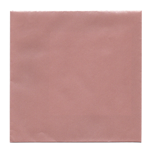 PEARLESCENT ROSE GOLD 155MM SQUARE ENVELOPES