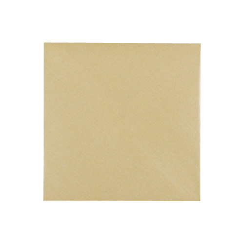 PEARLESCENT CHAMPAGNE 155mm SQUARE ENVELOPES
