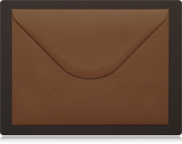 C5 Chocolate Brown Envelopes