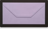 DL Pastel Lilac Envelopes