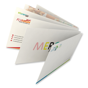 Printed Peel and Seal Envelopes