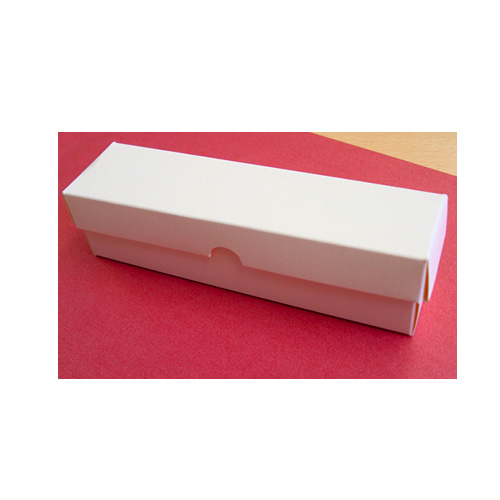 WEDDING SCROLL BOXES SMOOTH IVORY 300 gsm