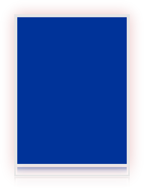 A3 Cobalt Blue Card