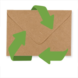 Recycled Envelopes