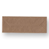 RIBBED KRAFT 80 x 215 mm ENVELOPES