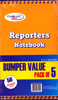 Reporters Notebook (Pack of 5)