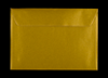 C5 METALLIC GOLD PEEL AND SEAL ENVELOPES (NEW SHADE)