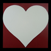 DIE CUT LOVE HEART