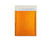 C4 MATT METALLIC ORANGE PADDED ENVELOPES (324 x 230MM)