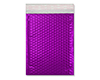 C5 + GLOSS METALLIC PURPLE PADDED ENVELOPES (250 x 180MM)