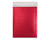 C4 GLOSS METALLIC RED PADDED ENVELOPES (324 x 230MM)