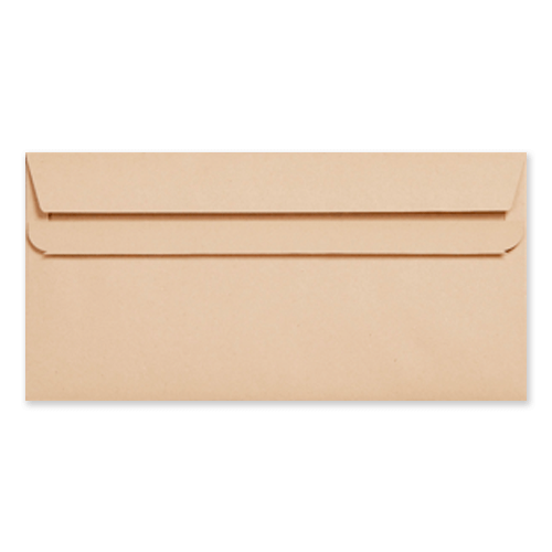DL MANILLA SELF SEAL WALLET ENVELOPES 80GSM