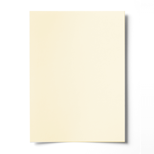 A5 SMOOTH IVORY CARD (300gsm)