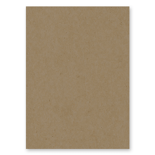 A4 NATURAL KRAFT CARD 280 GSM