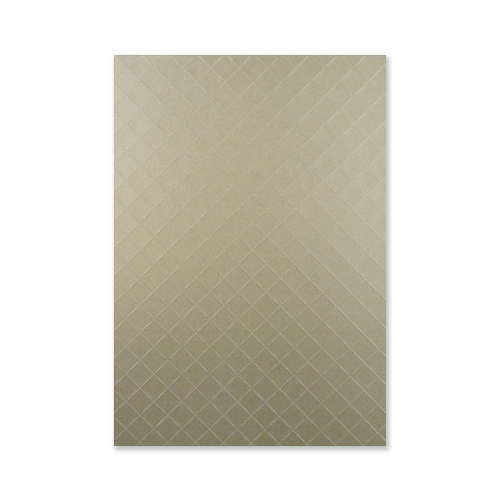 A4 PEARLESCENT BRONZE EMBOSSED CARD TRELLIS (Pack of 5)