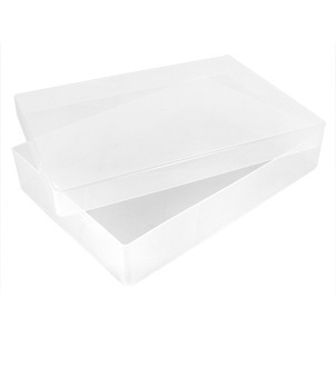 A6 PLASTIC STORAGE BOX