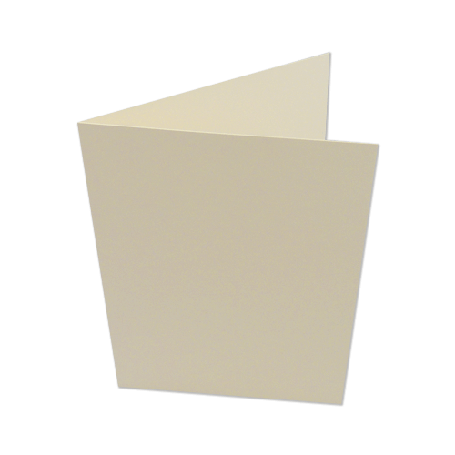 A5 Callisto Diamond Oyster 300 gsm Single Fold Card Blanks (Pack of 20)