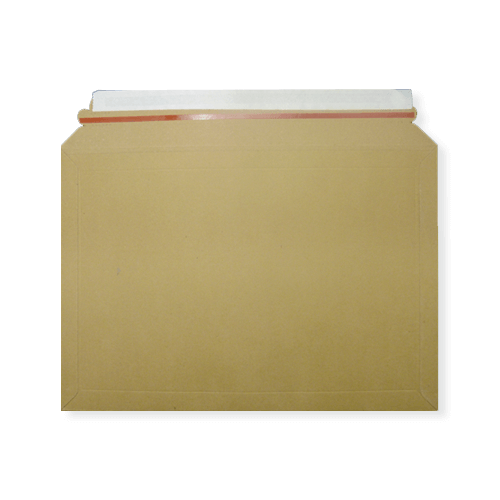 MANILLA CAPACITY BOOK MAILER 278 X 400 MM (400 gsm)
