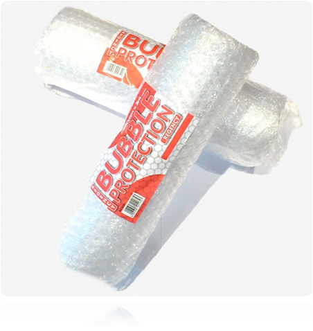 BUBBLE WRAP ROLL (300mm x 5 Metres)