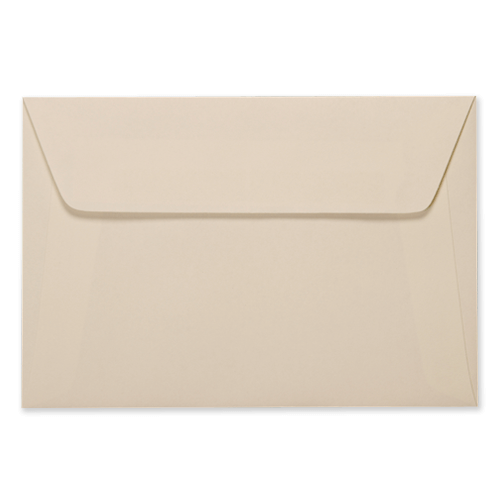 C6 IVORY PEEL AND SEAL ENVELOPES