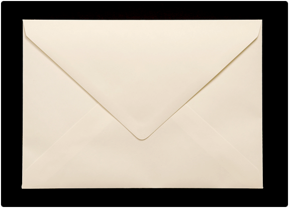 RECYCLED LIGHT IVORY 125 x 175 mm ENVELOPES
