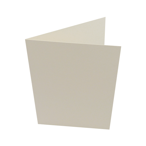 A5 Peregrina Majestic Pearlescent Milk 290 gsm Single Fold Card Blanks