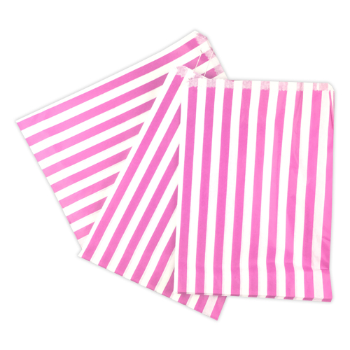 7 x 9 Candy Stripe Bags