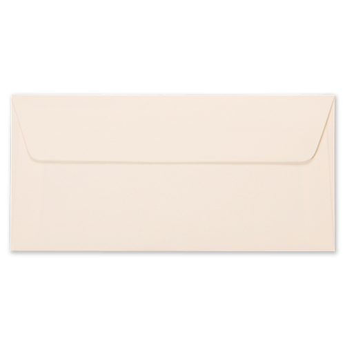 DL Callisto Diamond Oyster 135gsm Peel & Seal Envelopes