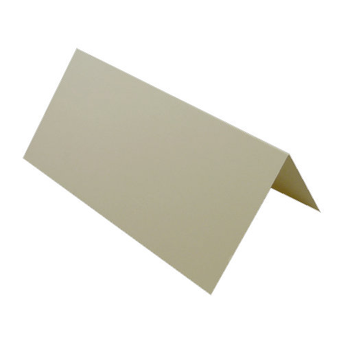 DL (100 x 210 mm) Callisto Diamond White 350 gsm Single Fold Card Blanks (Pack of 50)