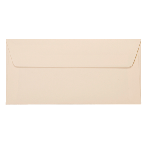 DL IVORY PEEL AND SEAL ENVELOPES
