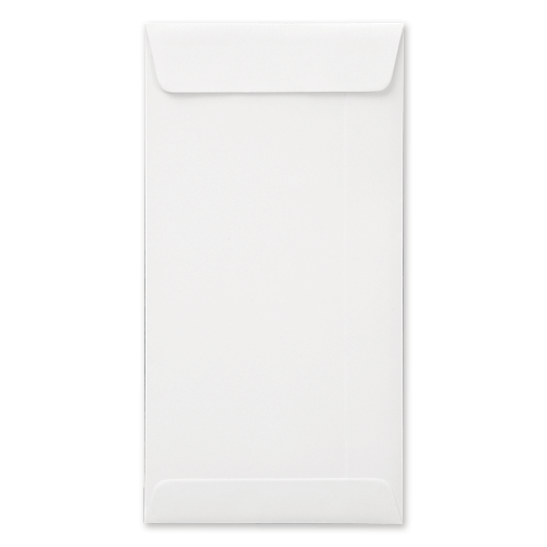 DL WHITE PEEL & SEAL POCKET ENVELOPES (110gsm)