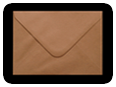 Brown & Earth Tone Envelopes