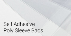 Self Adhesive Poly Bags