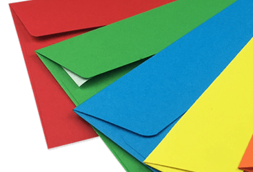 Clearance Coloured Envelopes